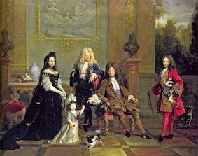 Histoire du règne de Louis XIV et Louis XV