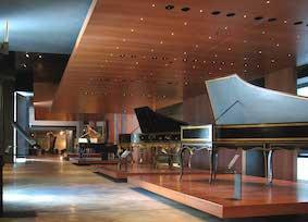 Musée de la musique de la philharmornie de Paris